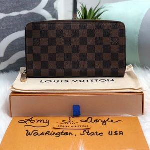 Zippy Wallet Organizer DE